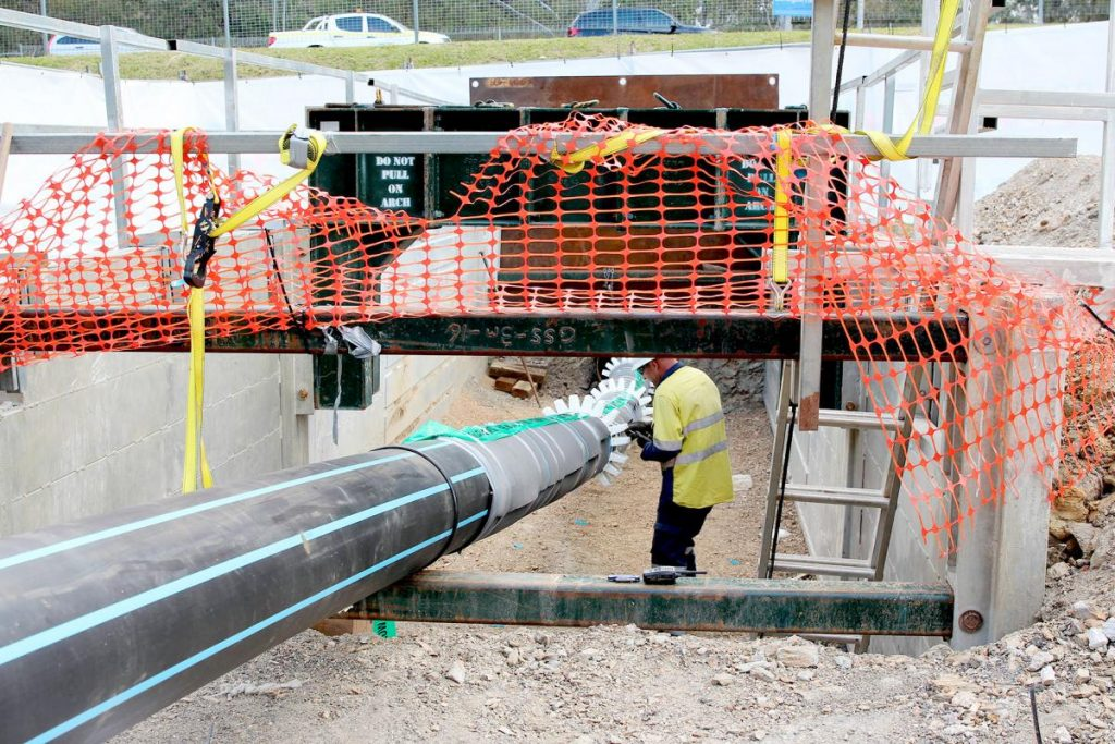 Invest in Trenchless Pipe