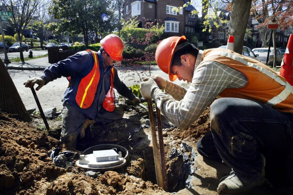 Is Pipe Bursting Sewer Replacement