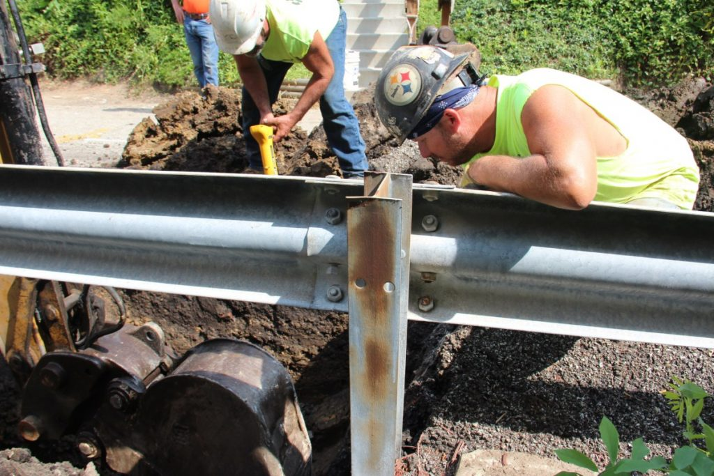 Sewer Pipe Lines