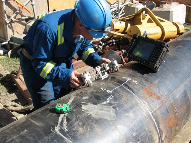 Uses of Non-Destructive Testing in Pipeline Inspection